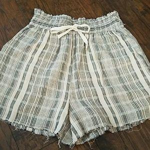 BKE high waist shorts